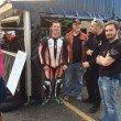 Brands Hatch, Murray Hambro, True Heroes Racing, Soldiering on Awards, raffle